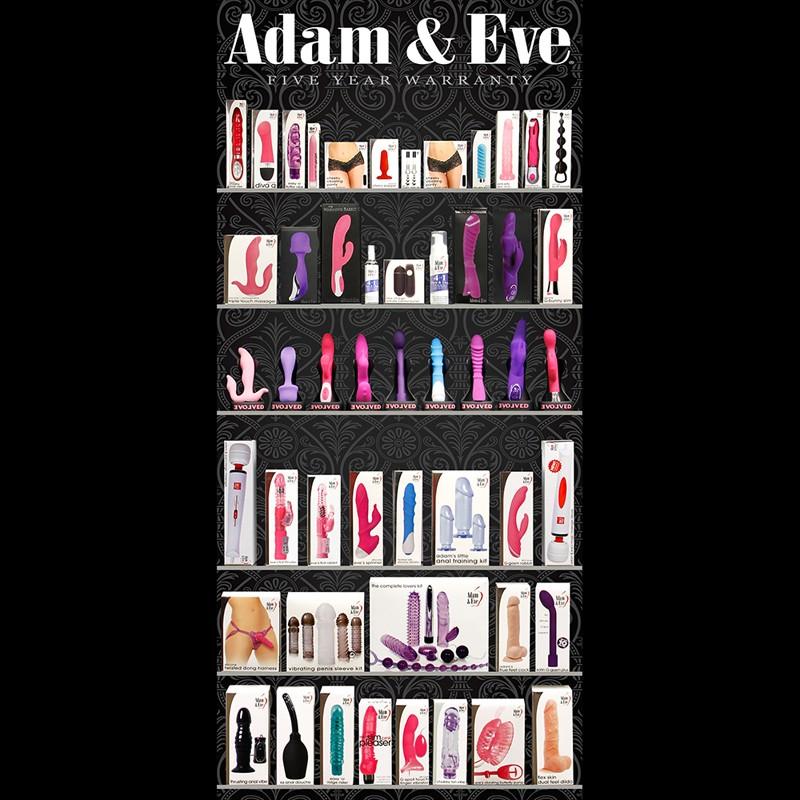 Adam&Eve 3ft Plan-O-Gram