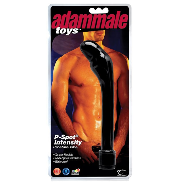 Adam Male Toys P-Spot Intensity (Black)