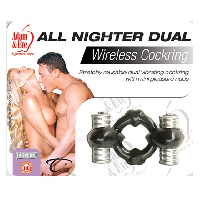 All Nighter Dual Wireless C-Ring