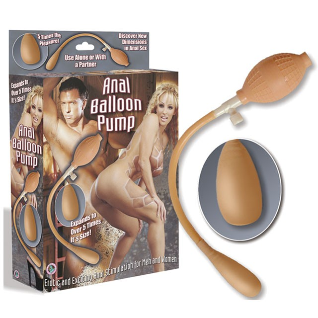 Anal Balloon Pump