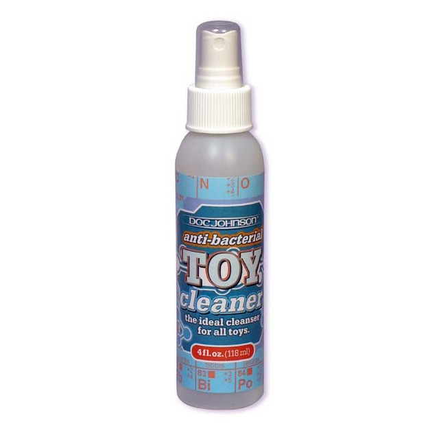 Anti-Bacterial Toy Cleaner Spray 4oz.