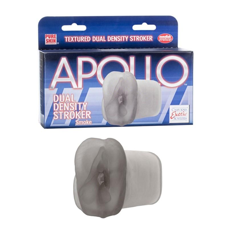 Apollo Dual Density Stroker - Smoke