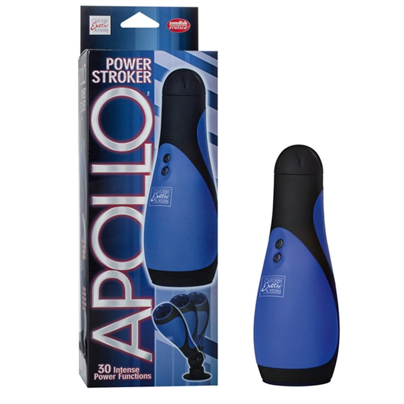 Apollo Power Stroker - Blue
