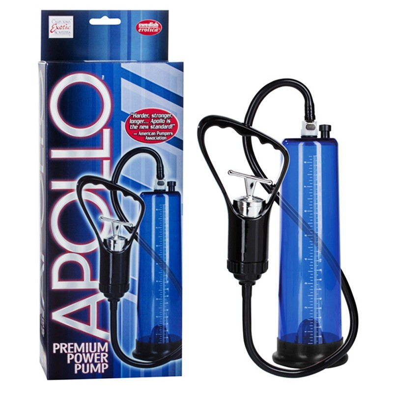 Apollo Premium Power Pump - Blue
