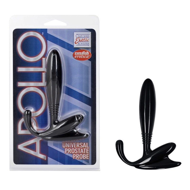 Apollo Universal Prostate Probe - Black