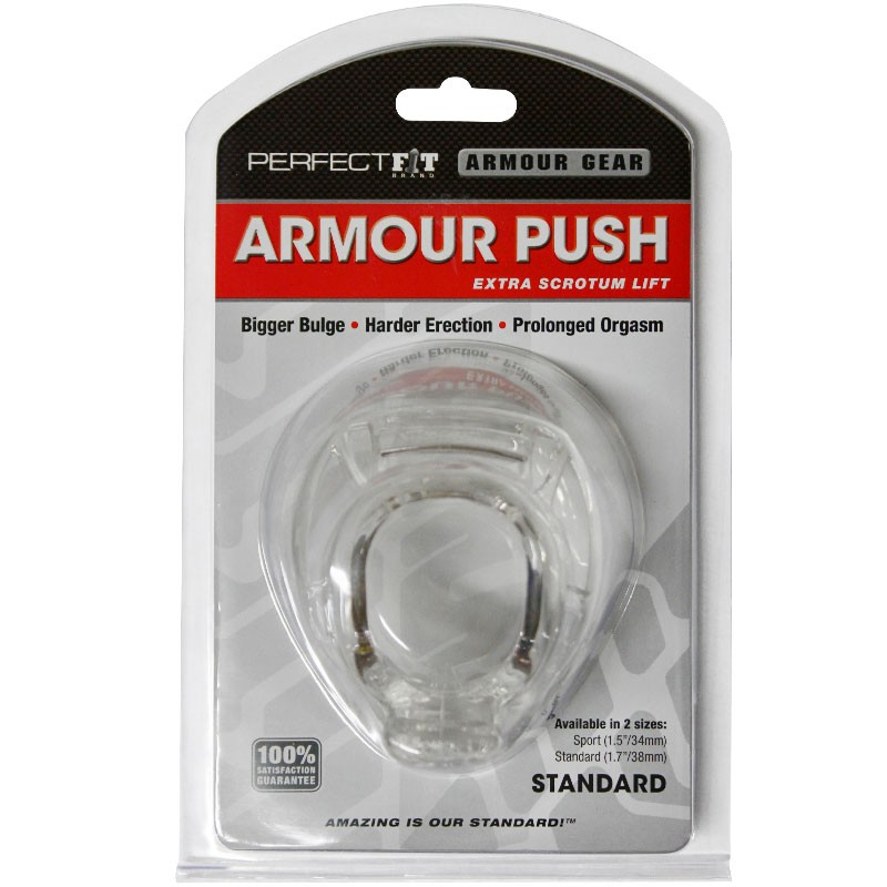 Armour Push - Clear - Standard
