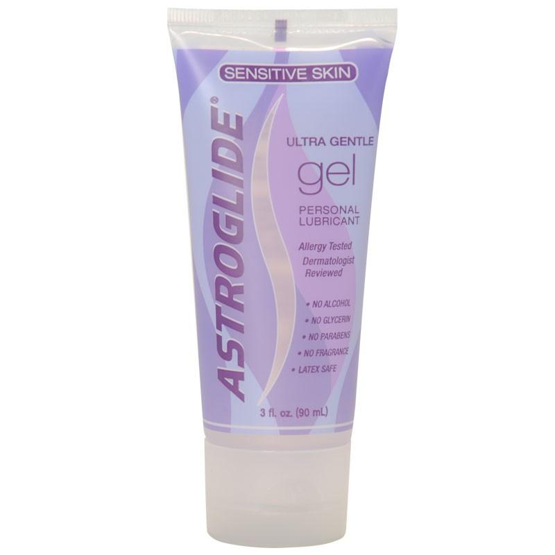 Astroglide Sensitive Skin Ultra Gentle Gel 3oz.