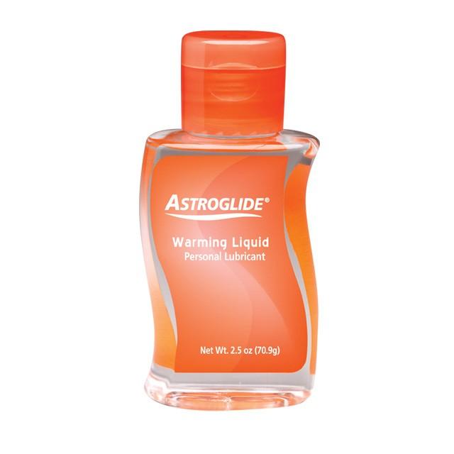 Astroglide Warming Liquid Personal Lubricant 2.5 oz