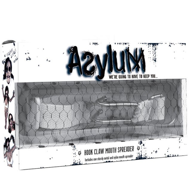 Asylum Hook Claw Mouth Spreader