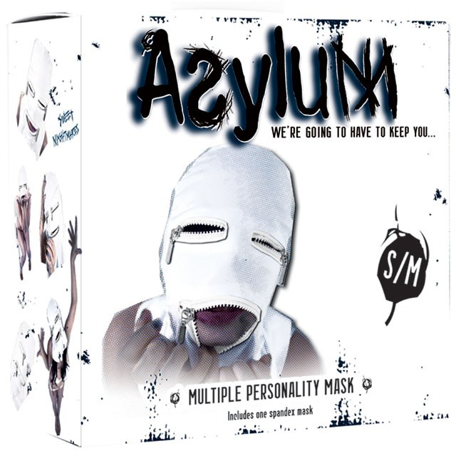 Asylum Multiple Personality Mask (Small)