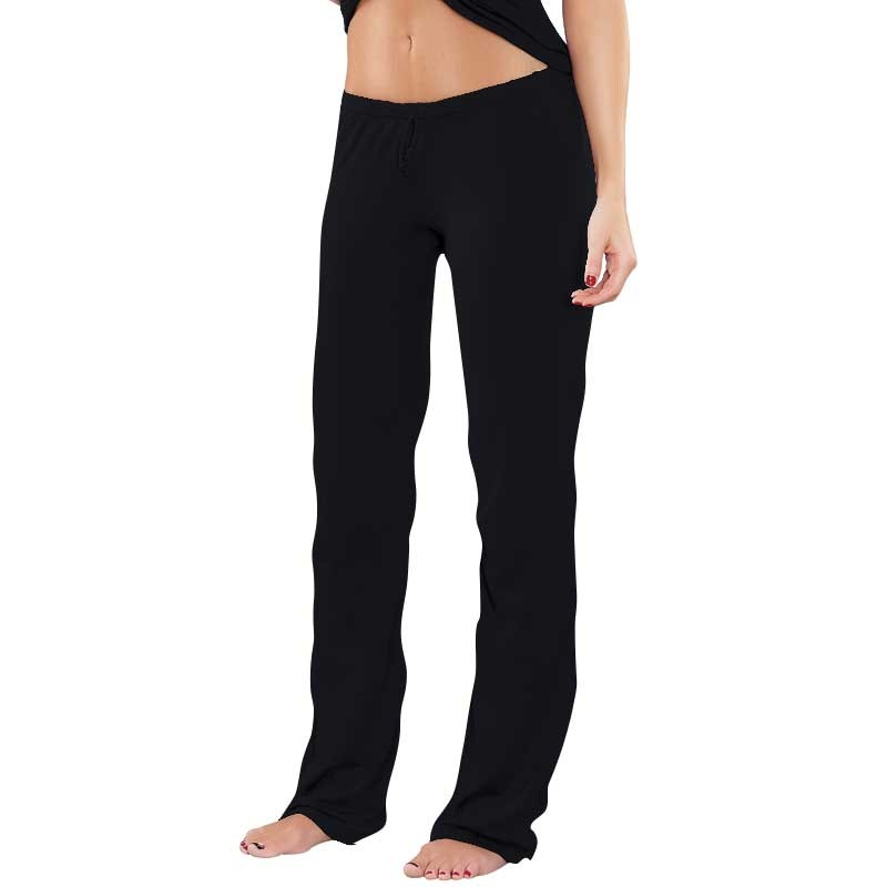 Bamboo Magic Lounge Pant Black Medium