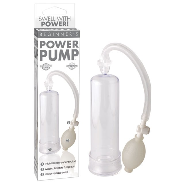 Beginners Power Pump Clear