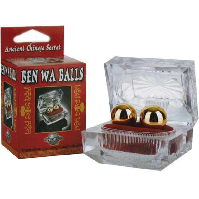 Ben Wa Balls (Crystal Box)
