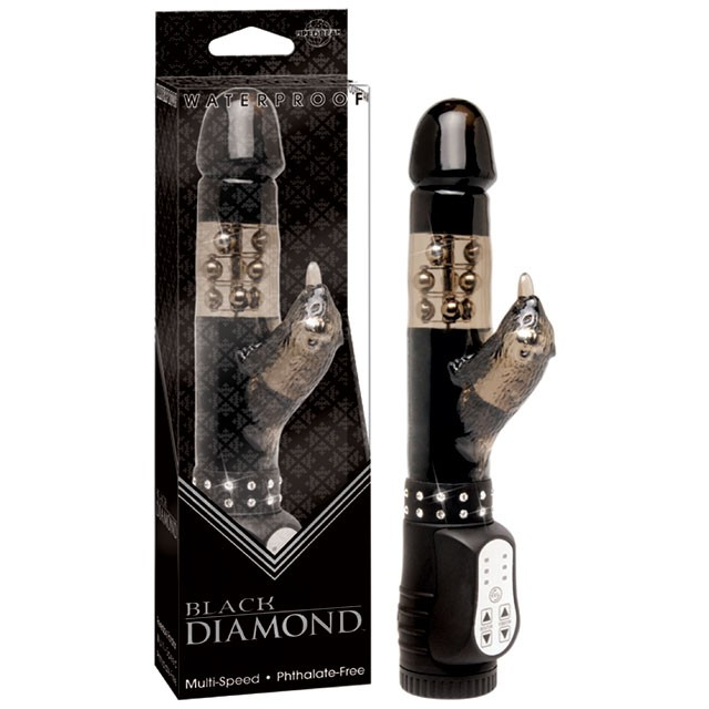 Black Diamond Beaver Black