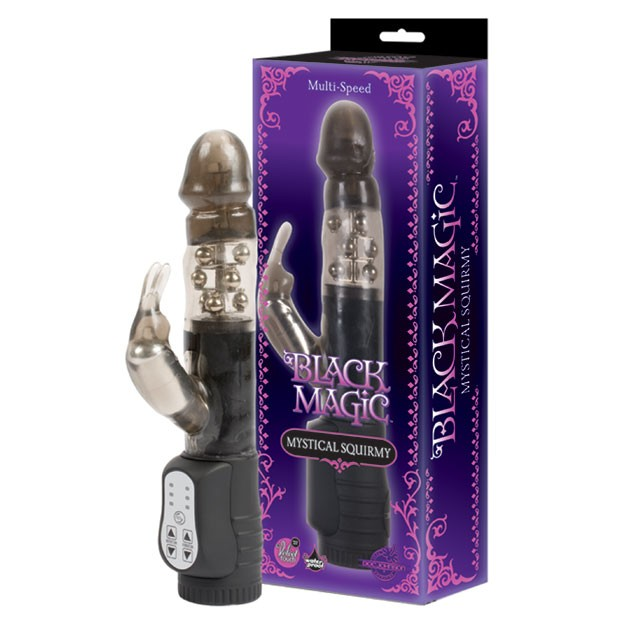 Black Magic Mystical Squirmy (Black)