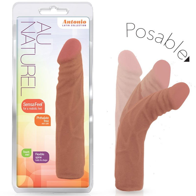 Blush Antonio Latin Dual Density Dong 7.5in