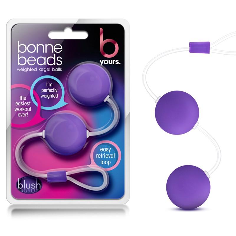 Blush B Yours Bonnie Beads Purple