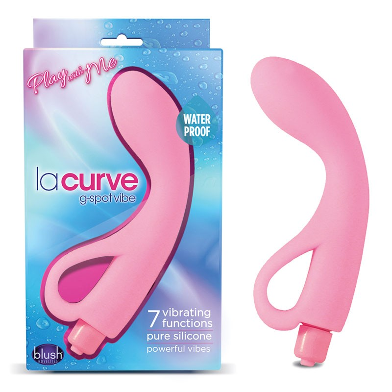 Blush La Curve (Purple) Vibrator
