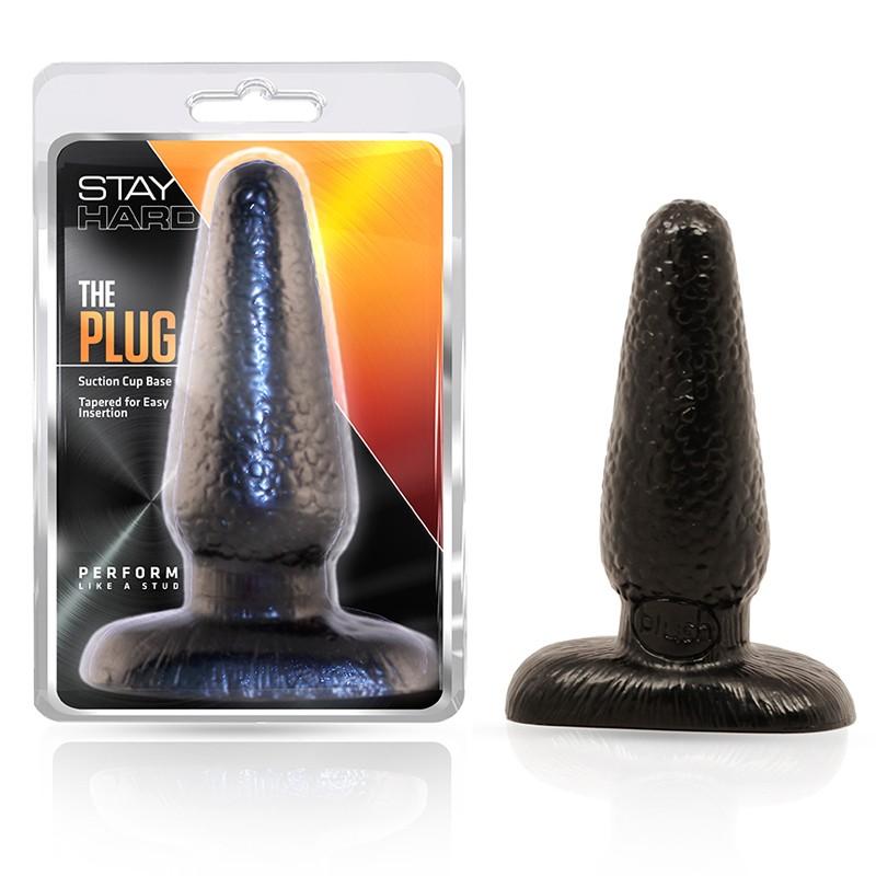Blush Novelties The Plug (Black)
