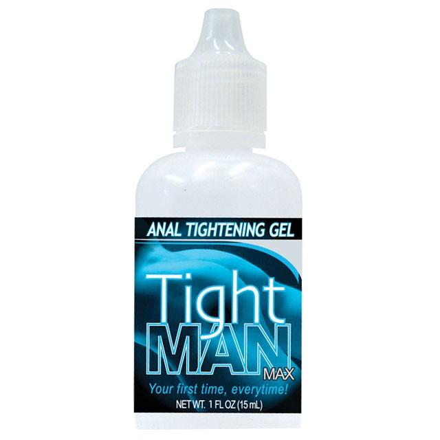 Body Action Anal Tightening Gel (1oz)