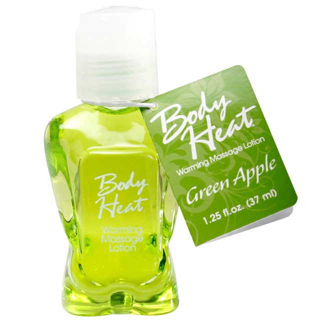 Body Heat Green Apple 1.25 fl.oz.