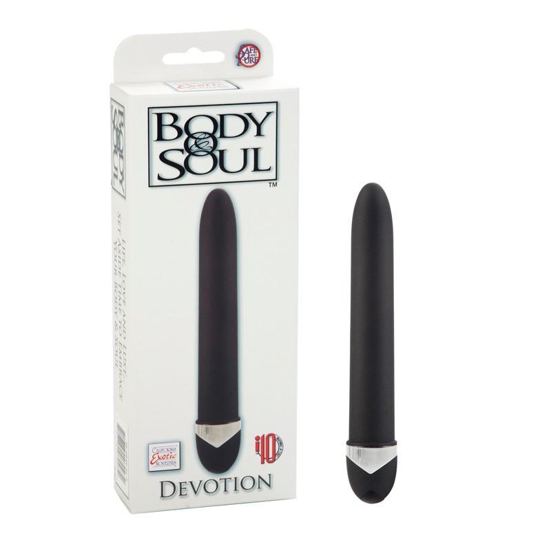 Body & Soul Devotion - Black