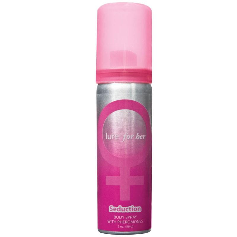 Body Spray with Pheromone