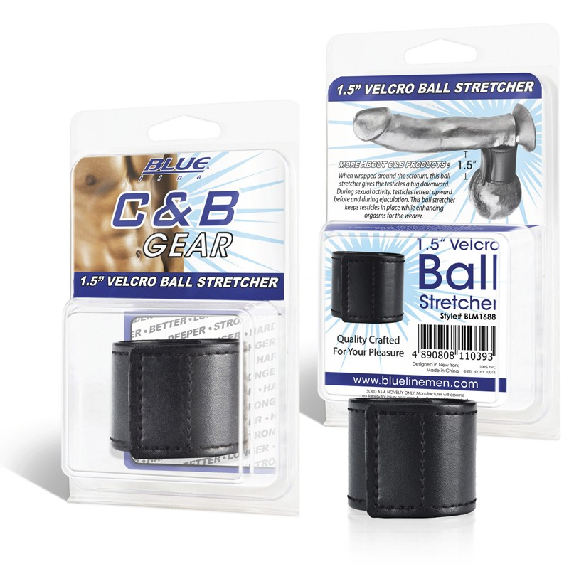 C & B Gear 1.5in Velcro ball stretcher