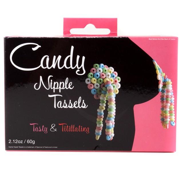 Candy Nipple Tassels