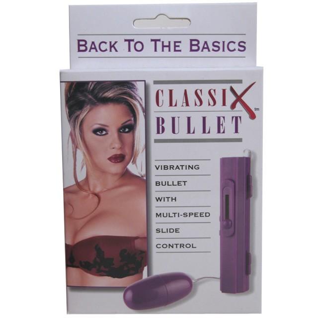 Classix Bullet Purple