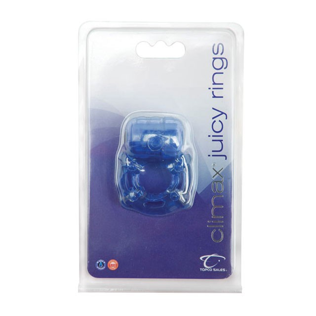 Climax Juicy Rings (Blue)