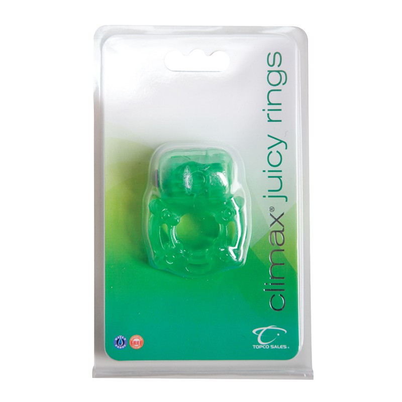 Climax Juicy Rings (Green)