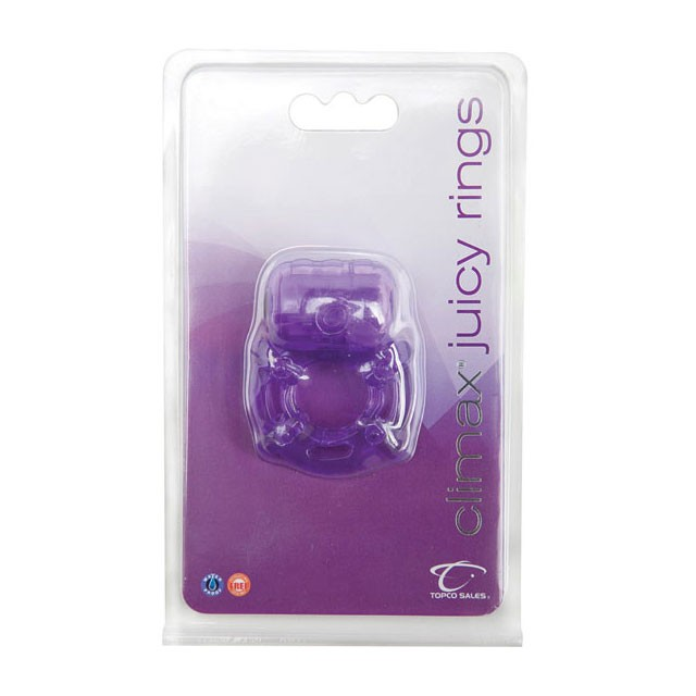 Climax Juicy Rings (Purple)