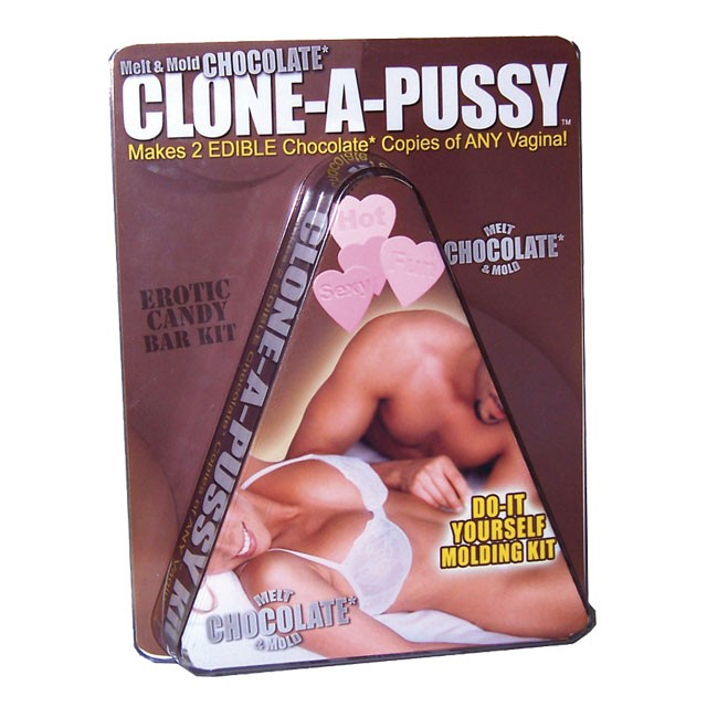 Clone-A-Pussy Chocolate Kit