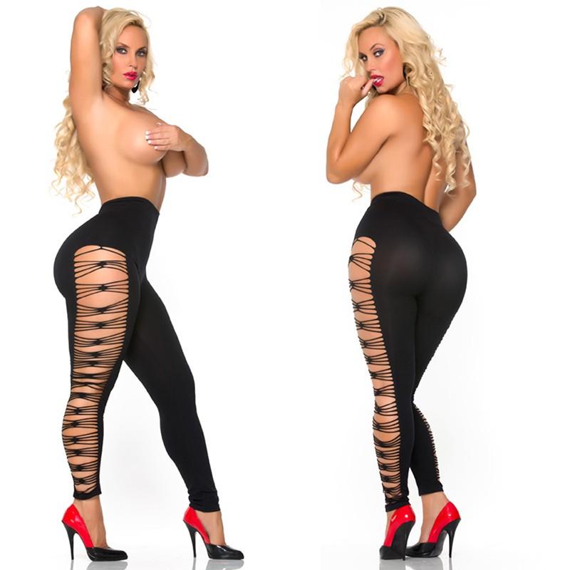Cocolicious Luxe Legs Seamless Leggings Black O/S