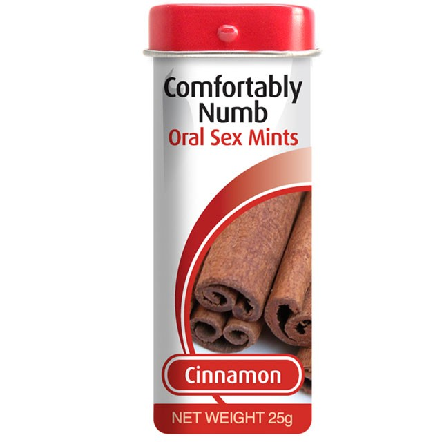 Comfortably Numb Mints Cinnamon