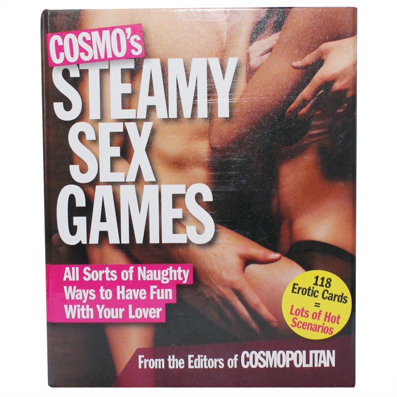 Cosmos Steamy Sex Game