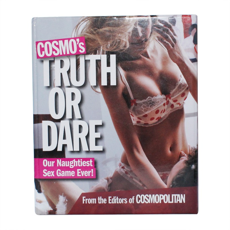 Cosmos Truth or Dare Sex Game