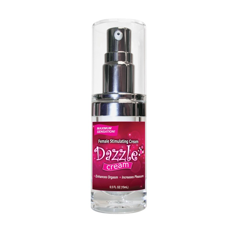 Dazzle Female Stimulating Cream 0.5 fl oz
