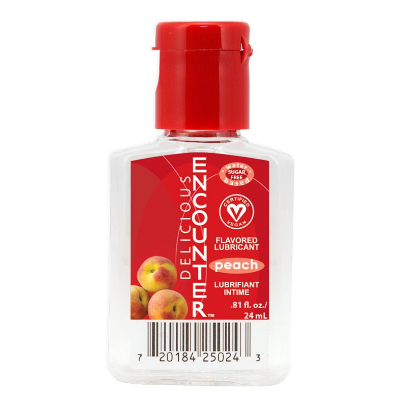 Delicious Encounter Lubricant Peach 24ml