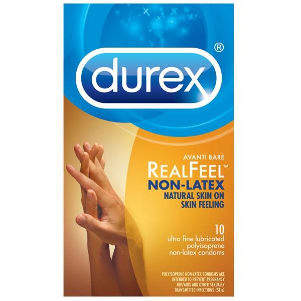 Durex Avanti Bare Real Feel Non-Latex (10)
