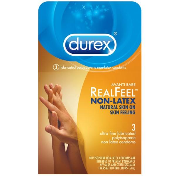 Durex Avanti Bare Real Feel Non-Latex (3)