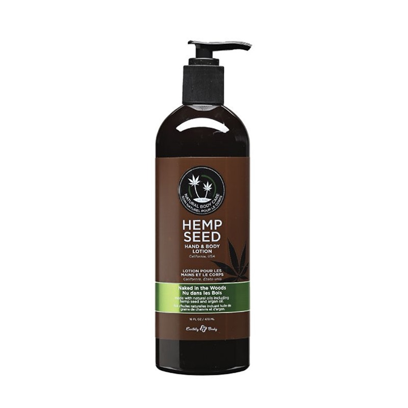 Earthly Body Hand & Body Lotion Naked in the Woods 16oz.