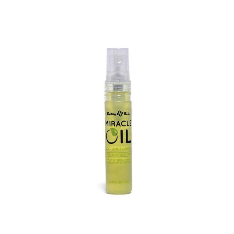 Earthly Body Miracle Oil Mini Spray 0.4oz