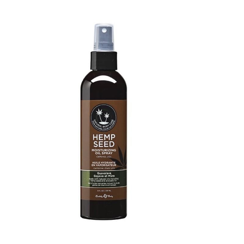 Earthly Body Moisturizing Oil Spray Guavalava 8oz