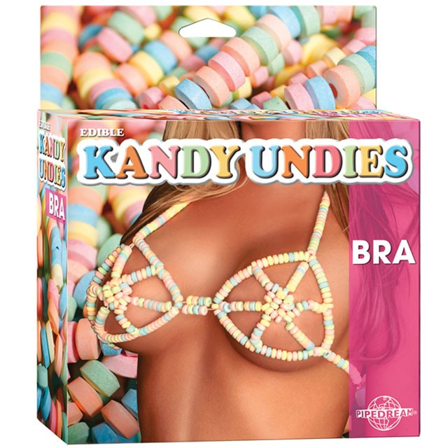 Edible Kandy Bra for Her