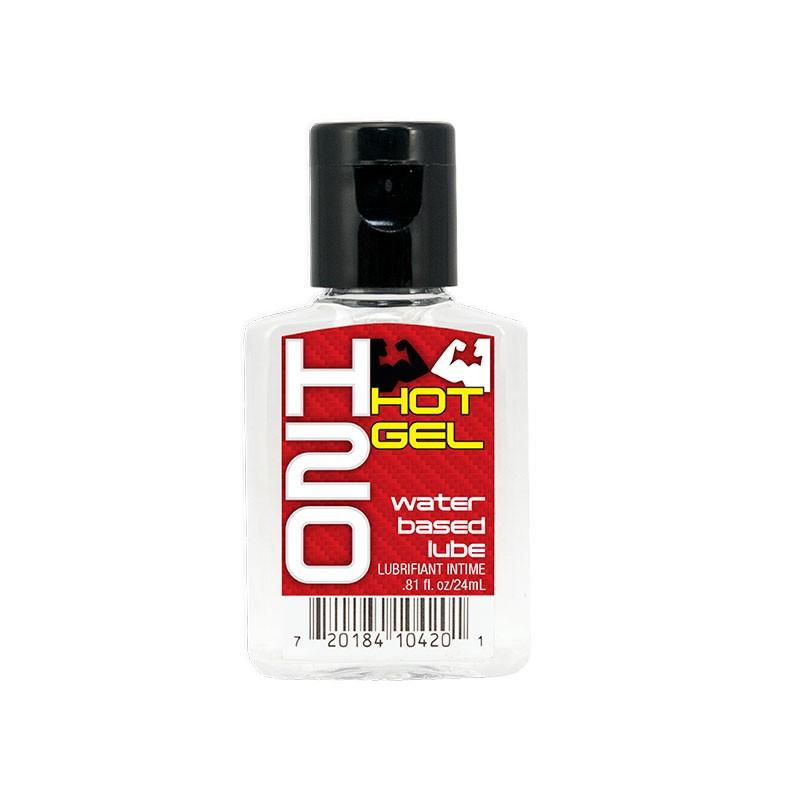 Elbow Grease H2O Hot Gel Lubricant (24ml)