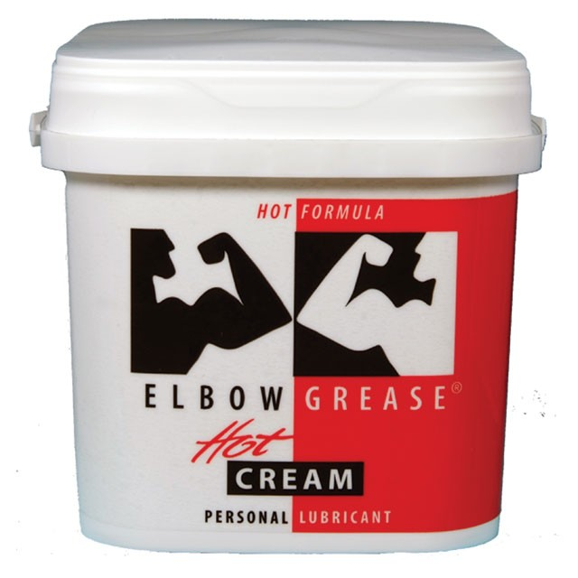 Elbow Grease Hot Cream 1/2 Gallon