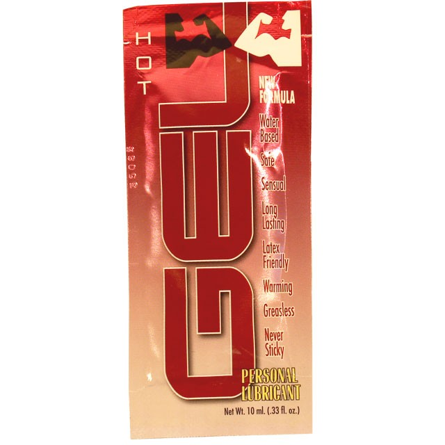 Elbow Grease Hot Gel (.33oz foil)