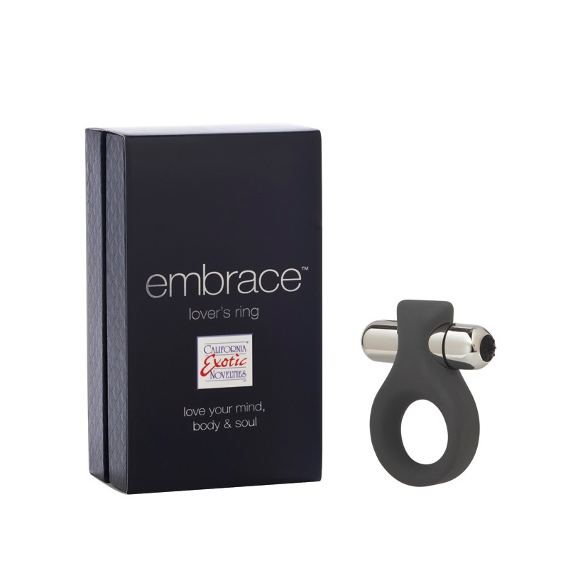 embrace lover's ring - Grey